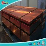 99.99% Pure Copper Cathode Plate Price for Kg