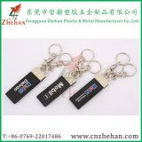 Fashion Genuine Leather Keychain Promotion Keychain Gift Wholesale