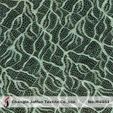 Home Textile Ripple Pattern Voile Lace Fabric (M1051)
