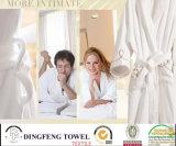 Professional Sleep Expert 100% Cotton Solid Color Bathrobe Df-8878