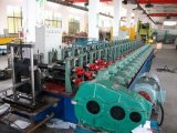 on Line Punchig Storage Rack Upright Roll Forming Machine