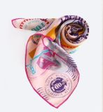 New Design Fashion Stylish Silk Printed Scarf (86)