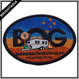 Quality 100% Stitching Embroidered Patch (BYH-10123)