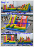 Customized Outdoor Equipment Kids Adult Inflatable Obstacle Course (MJE-133)