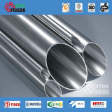 304 316 316ti 321 347 Stainless Seamless Steel Pipe