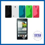 C&T S Line TPU Soft Cover for Huawei P6 Case