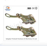 Factory Price Galvanized Forging Steel Wire Rope Grip