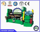 W11H-10X3000 3 rolls Automatic plate industrial bending rolling machine