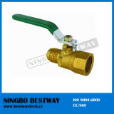 Forged Male Female Thread Brass Ball Valve (BW-B03)
