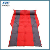 Portable Sleeping Mattress Travel PVC Flocking Inflatable Car Air Bed