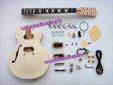 Jazz Guitar Kit / Single F Hole / Afanti Electric Guitar (AJZ-141K)