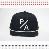 Floral Fashion 3D Embroidery Accessories Snapback Hats