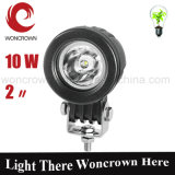 Hot Sale 10W LED Work Light Ce Approved Work Light LED for Car, Aluminum Housing Auto Lamp