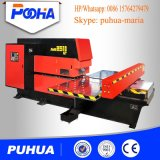 Ce Certification Simple Mechanical Square Hole Punching Machine Round Hole
