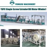 Yxpc Auto Roll Changer Plastic PP/HIPS/PE Sheet Extruder, Oil Hydraulic Winder Plastic Sheet Extruding Machine, Big Roll Winding Easy Move PP/PS/PLA Extruder