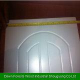 European Style White PVC Kitchen Cupboard Door