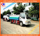 Heavy Duty 6000L 4*2 JAC Fuel Filling Tank