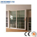 USA Style High Quality White Color PVC Sliding Door