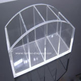 Clear Acrylic Restaurant Menu Card Holder for Different Menus (BTR-H6019)