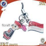 Fashion Custom Mobile Phone Pendant (FTMP1001A)