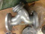 A216 Wcb Cast Steel Y-Strainer (GL41H-150LB-3)