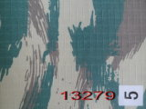 Green Revolutionary Patterns Military Camouflage Rib-Stop Fabric 250GSM