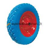 PU Foam Wheels with Steel Rim (3.50-8)