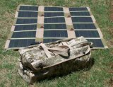 Sunpower Solar Cell 100W Flexible Solar Panel for Camping