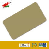 Thermosetting Polyester Powder Coating---Ral1020 (olive yellow)