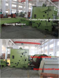 Dust Collection Nonwoven Fiber Carding Machine (HFJ-18)