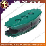 High Quality Auto Parts Brake Pads 04465-02220 Use for Toyota