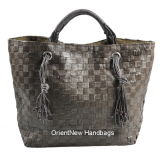 Fashion Straw Tote Bag