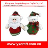 Christmas Decoration (ZY15Y116-1-2) Christmas Gift Supplier