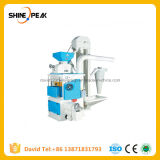 Combined Rice Mill Machine with Rice Husker and Rice Destoner