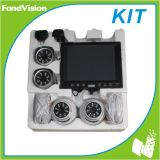 4 Channels Full D1 Mobile DVR in Security System DVR Kits