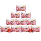 Pink Cute Nonwoven Spunlace Baby Wet Wipes
