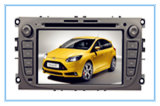 Two DIN Car DVD for Ford Focus/Mondeo (Black&Silver)
