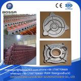 Manufacture OEM Die Casting Aluminum Auto Rearview Mirror Bracket/ Die Casting OEM Rearview Mount Brake Shoe Casting Parts