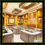Luxury Design Jewelry Display Showcsse (J10005)