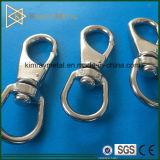 Stainless Steel Eye Swivel Spring Snap Hook