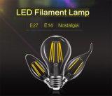 Edison Glass LED Filament Bulb Home Lighting E14 E27 Candle