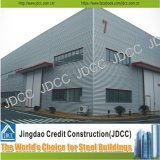 Galvanized Steel Structure Sandwhich Panel Factory Workshop