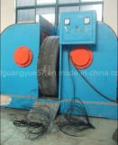 Waste Tire Wire Debeader with Double Hook/Tire Cutting Machine with High Quality