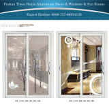 1.0mm~2.0mm Aluminium Hanging Door with White Color