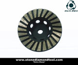 125mm Diamond Cup Grinding Wheel for Concrete