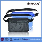 Swimming Sealed Mobile Phone Waterproof Pouch with Waist Strap