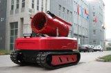 Big Fire Smoke Detection Robot