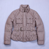 Women's Quilted Down Jacket (DL1312)