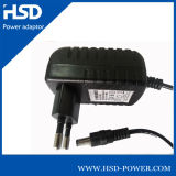 5V/2A 9V/1.5A AC Power Adapter/Switching Power Adapter with UL, CE, PSE, GS Kc TUV Certification