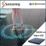 LED Interactive Dance Floor/LED Dancing Floor/Stage Floor